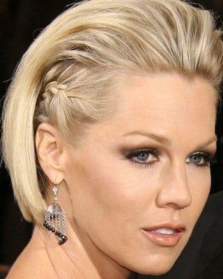 Peinados en pelo corto para mujeres