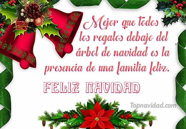 Felicitaciones por navidad para amigos