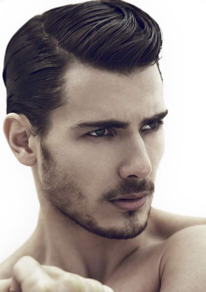Nombres de peinados modernos para hombres