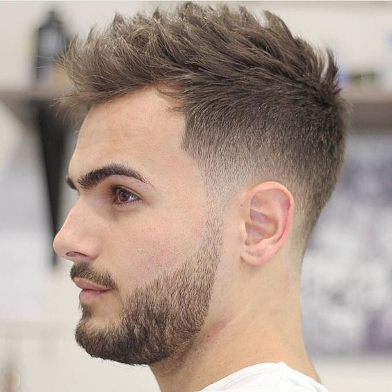 Corte de cabello degradado 2016