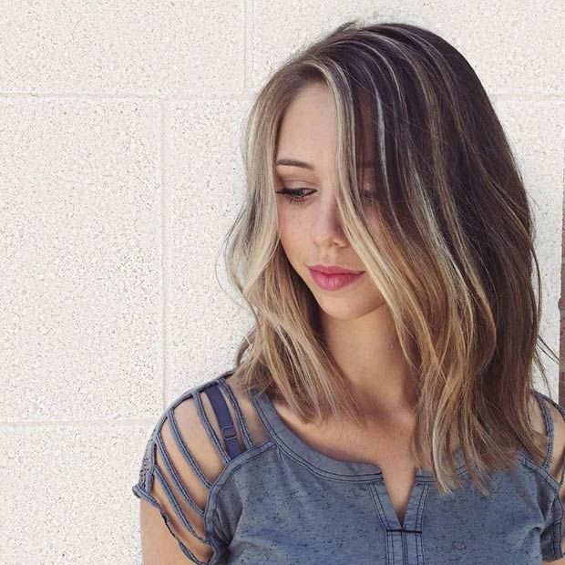 Corte de pelo mujer long bob