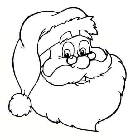 Dibujos de Navidad para colorear 3