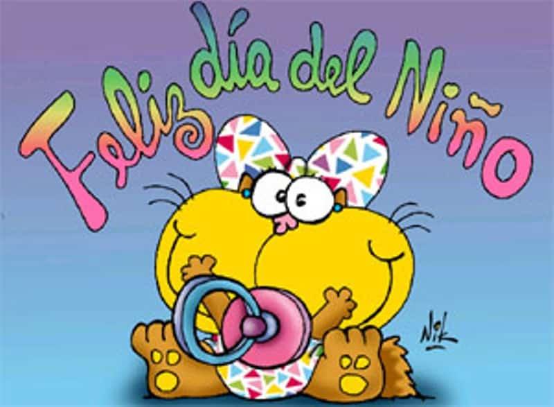 Feliz Dia del Niño 1