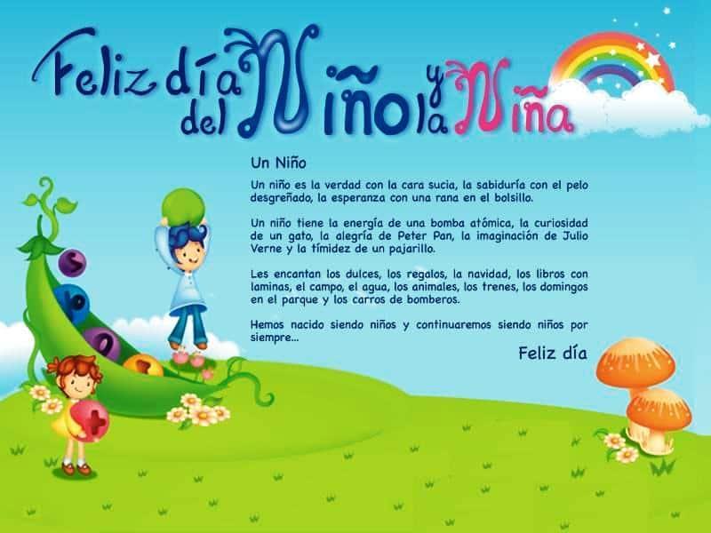 Frases del Día del Niño 15 de abril 5