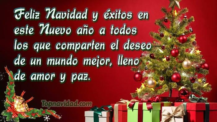 Saludos de navidad animados para facebook