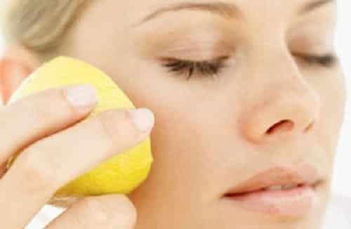 Mascarillas Naturales de Limon