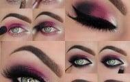 Ojos-Verdes-Maquillaje-de-ojo-