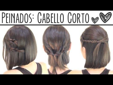 Fabuloso peinados faciles pelo corto paso a paso Imagen De Tendencias De Color De Pelo - 30 ideas de peinados para cabello corto muy faciles 2020 ...