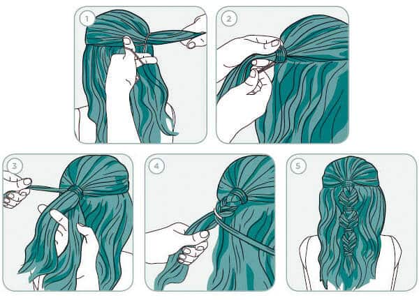 Peinados para escuela7
