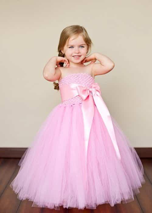 Vestidos para Niña de Princesas1