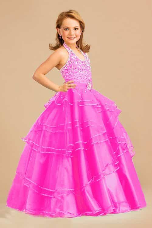 Vestidos para Niña de Princesas6