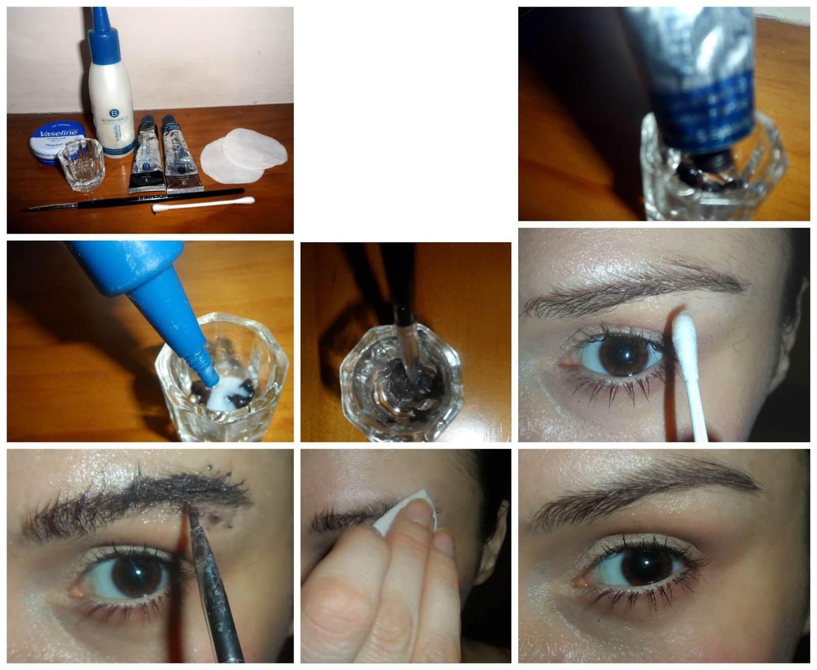 Tintes Para Cejas Tipos Marcas Y Tonos Aprende Como Aplicar