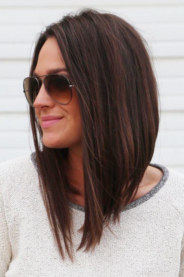 Corte de pelo en punta adelante