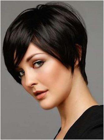 corte pelo corto a capas