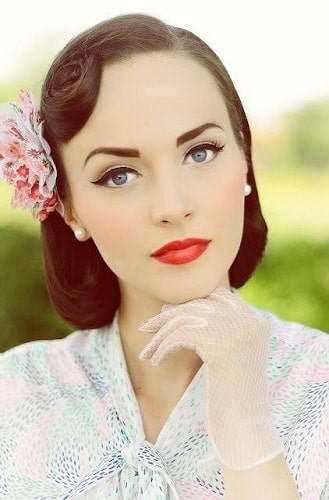 Cortes de cabello estilo pin up