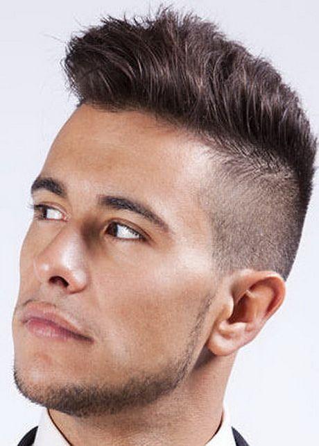 Corte de pelo normal para caballero