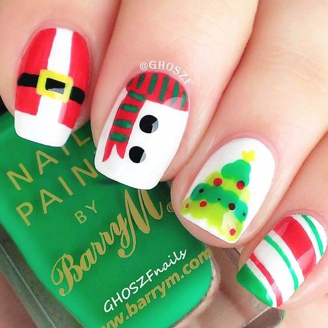 decoracion-unas-navidenas-sencillas