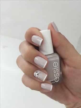 diseño de uñas francesas 19