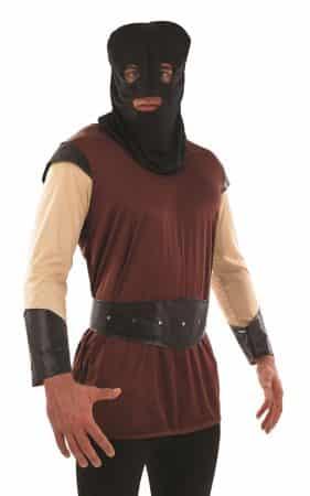 disfraz verdugo halloween casero