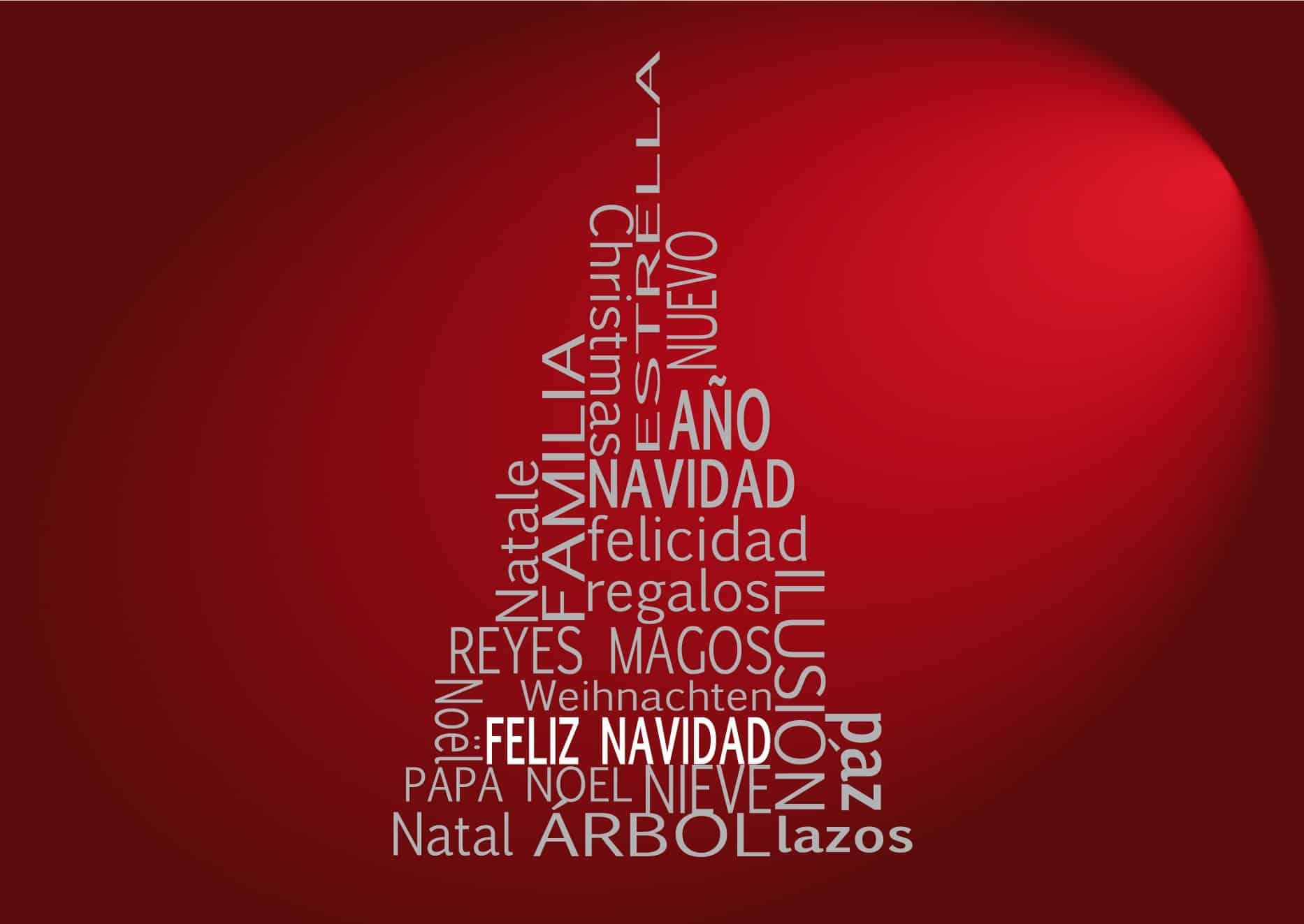 Felicitaciones de navidad originales imagenes