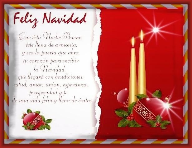 Frases de felicitaciones de navidad de amor