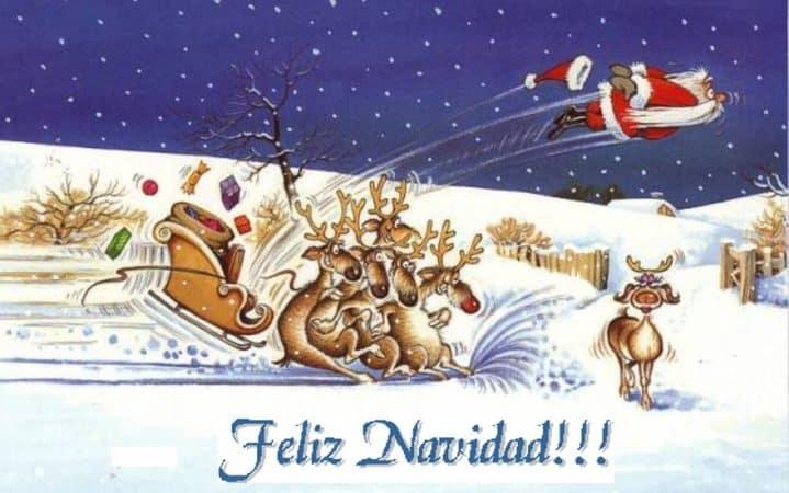felicitaciones de navidad graciosas para enviar por whatsapp 5