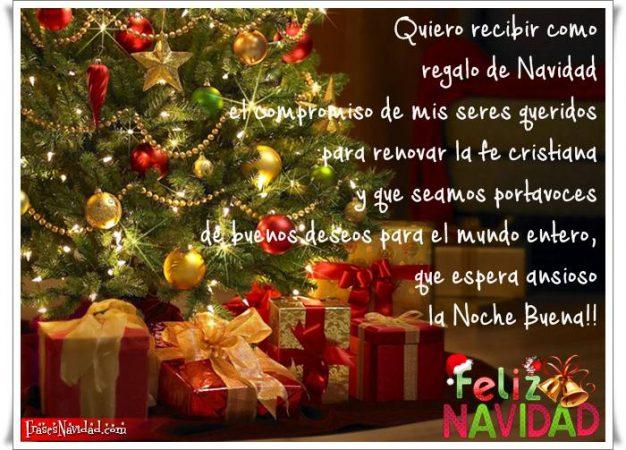 felicitaciones navidad arbol navideno