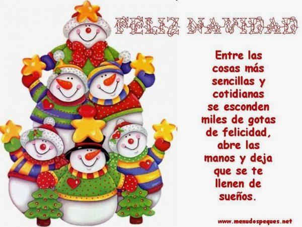 felicitaciones navidad muneco navidad