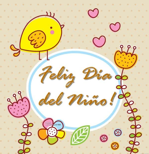 feliz dia del nino pensamientos feliz dia del ni o1