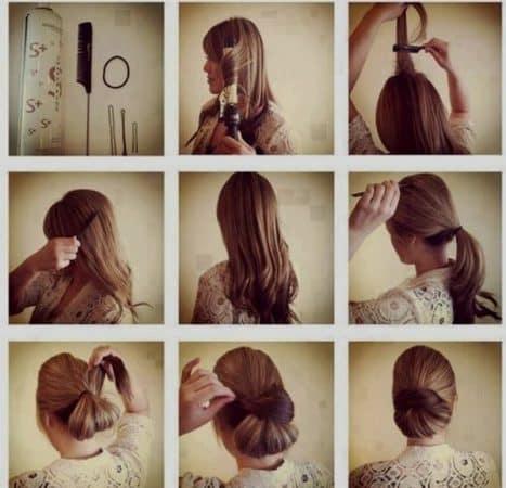 fotos de peinados para fiestas paso a paso recogidos peinados recogidos paso a paso para fiestas