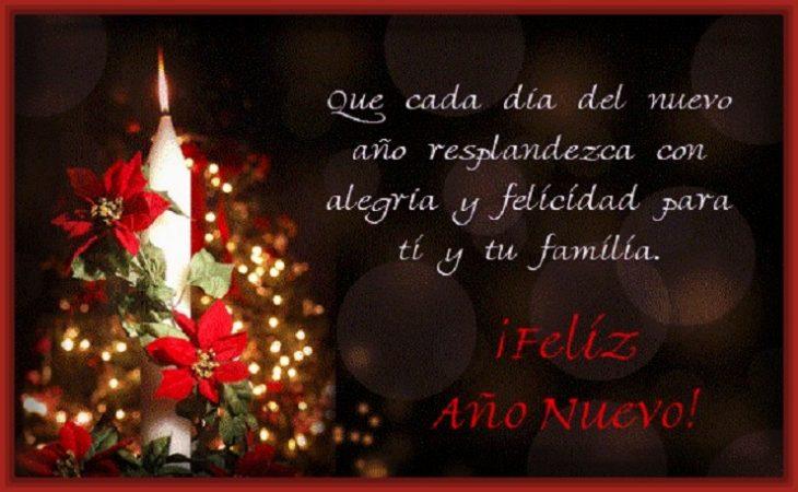 frases felicitaciones de navidad y año nuevo