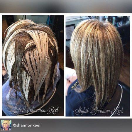 iluminacion de cabello