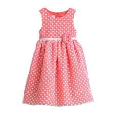 imagenes d vestidos para niñas con bolitas