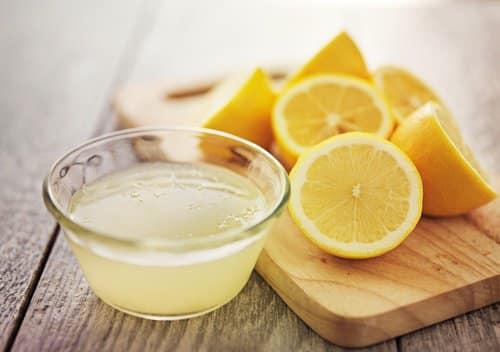 jugo limon remedios naturales