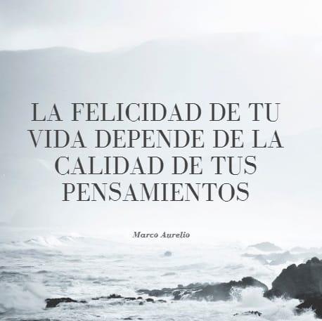 la felicidad de tu vida