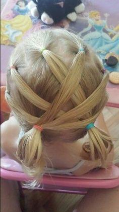 37 Peinados Con Ligas Para Ni 241 As 161 F 193 Ciles Y Nuevos