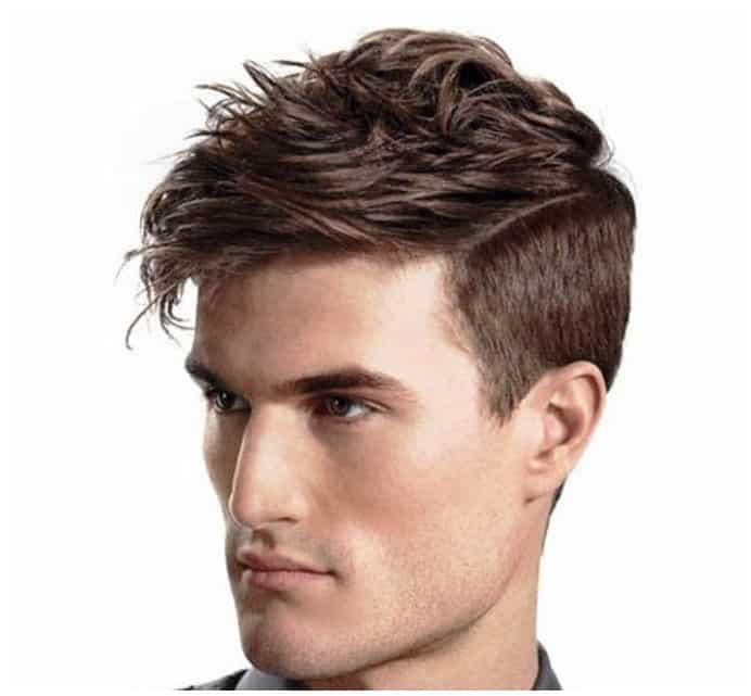 Nombres de peinados para hombres cabello corto