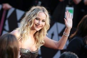 maquillaje de Jennifer Lawrence