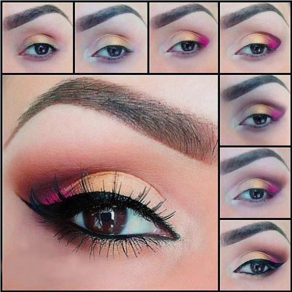 Maquillaje De Ojos 9 Trucos Que Funcionan 2020