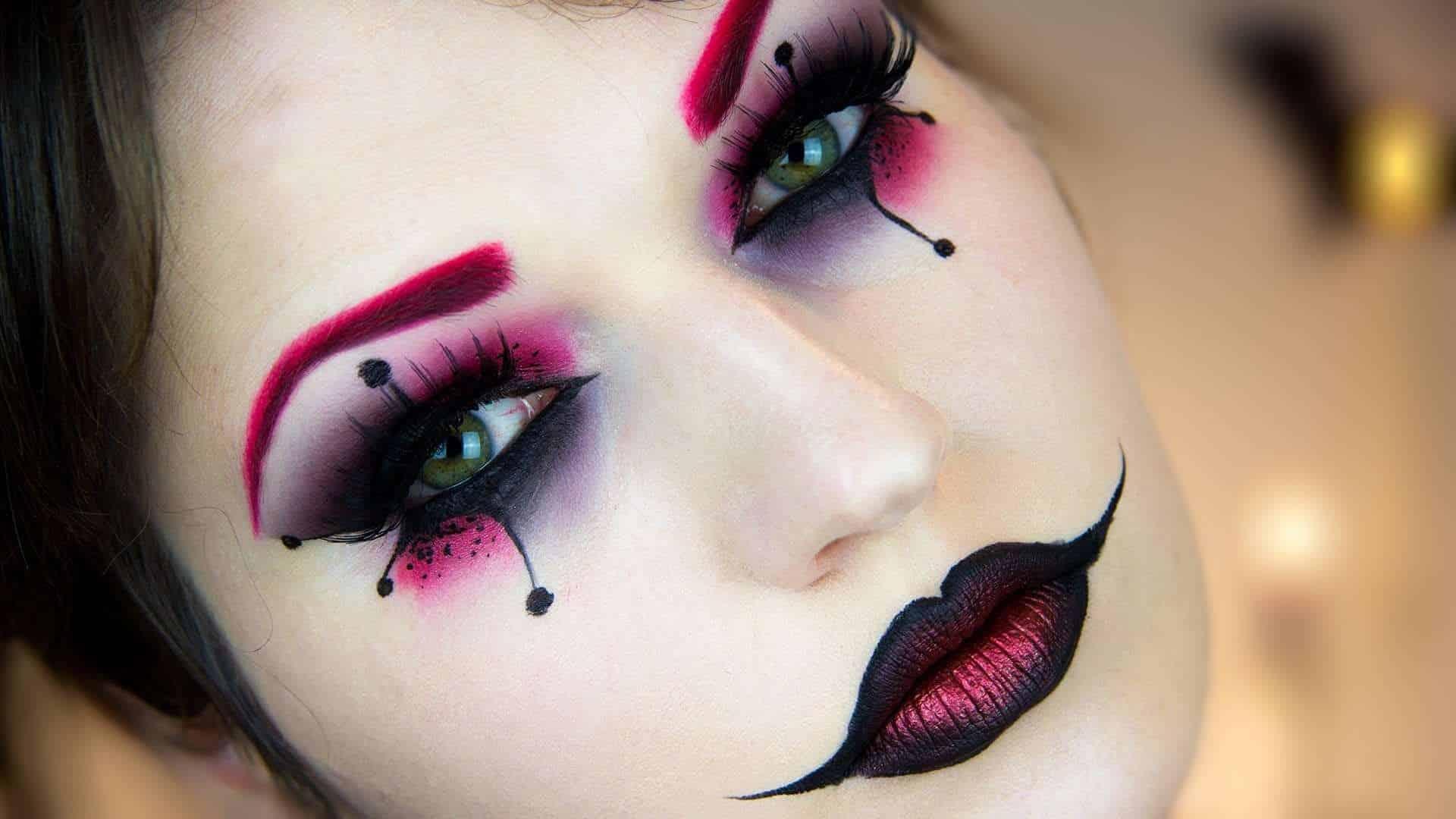 20 Maquillajes que tú misma te puedes hacer para Halloween