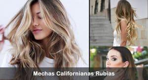 mechas californianas rubias 2