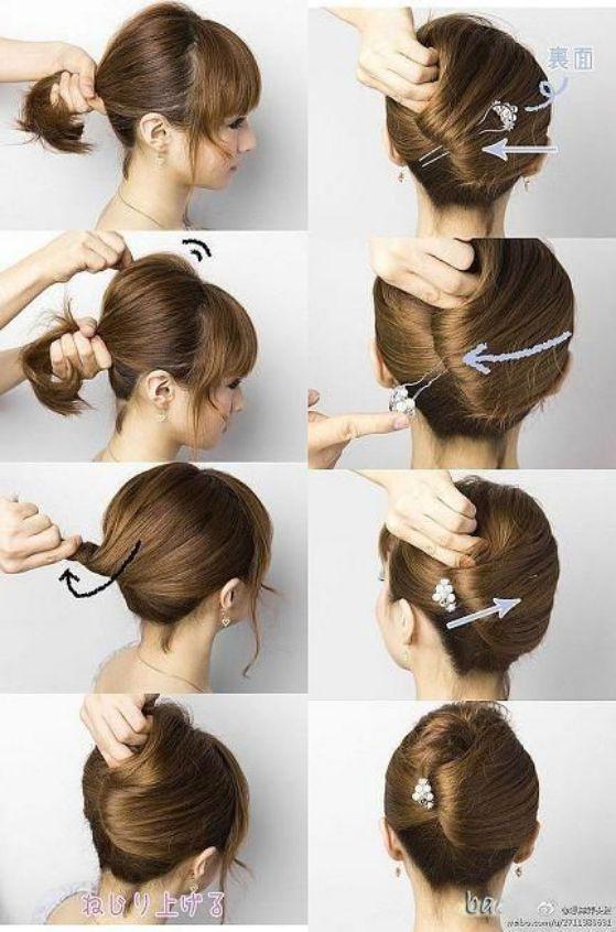 paso a paso cabello corto 1