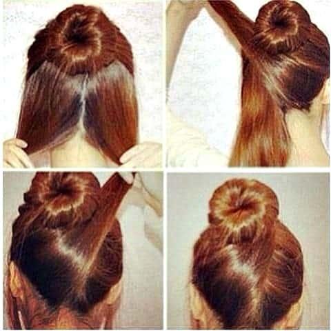 Paso a paso peinados sencillos