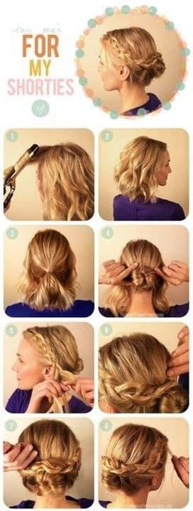 peinado cabello bonito