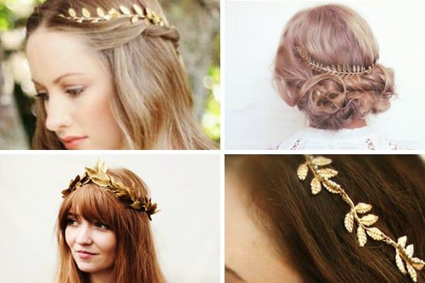 Peinados de novia estilo princesa