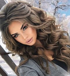 Especial peinados de ondas Colección de estilo de color de pelo - 30 Peinados con Ondas para Invierno, Primavera, Verano 2020