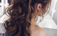 peinados con ondas pelo largo 1