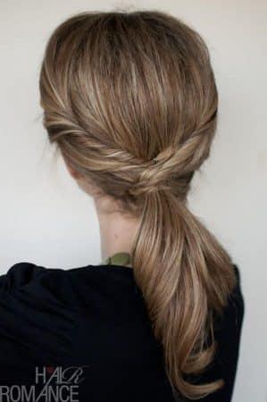 peinados con ondas semicoleta