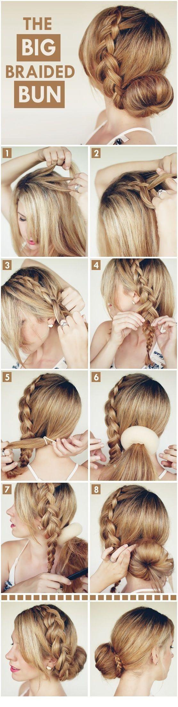 peinados-faciles-trenzas-ligas