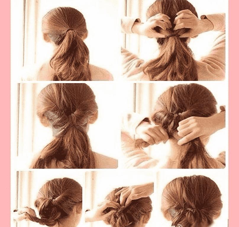 Imágenes De Peinados Para Todo El Año Fáciles Bonitos Y Rapidos 2020